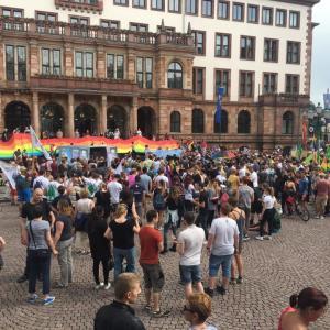 CSD Demo Wiesbaden