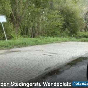 EMDEN Stedingerstr.  Wendeplatz